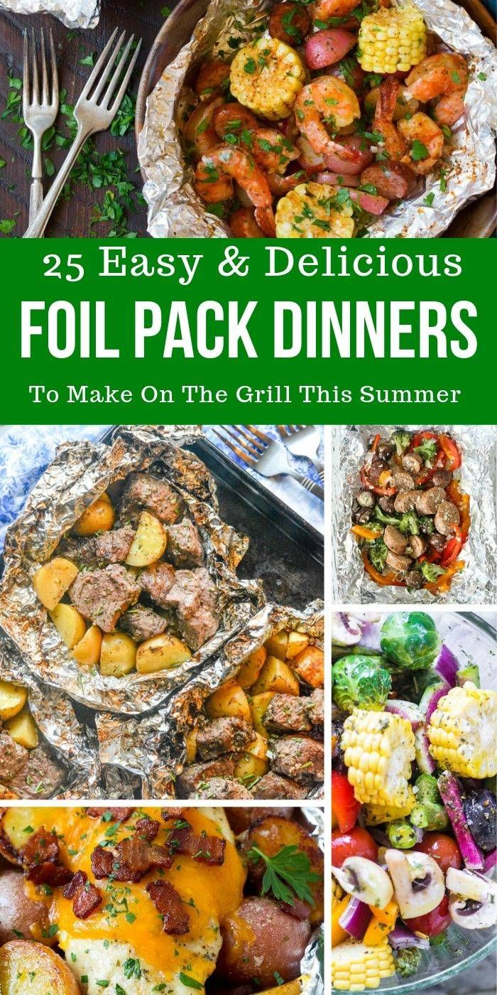 25 dinners without packing on the grill!   – Best of Passion For Savings
