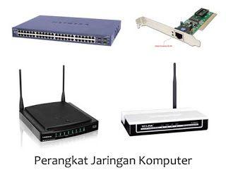 Pengenalan dan pengertian beberapa pernagkat jaringan komputer seperti router, switch, hub, dan network interface card (nic) yang sering di gunakan.