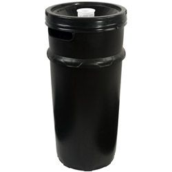 5 Gallon PET Homebrew Keg - With US Sankey Coupler Fitting