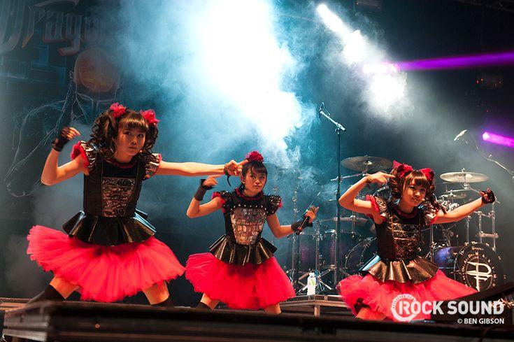 Babymetal, Download Festival, June 12 // Photo credit: Ben Gibson