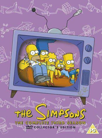 Os Simpsons 3ª Temporada 720p Dublado Torrent