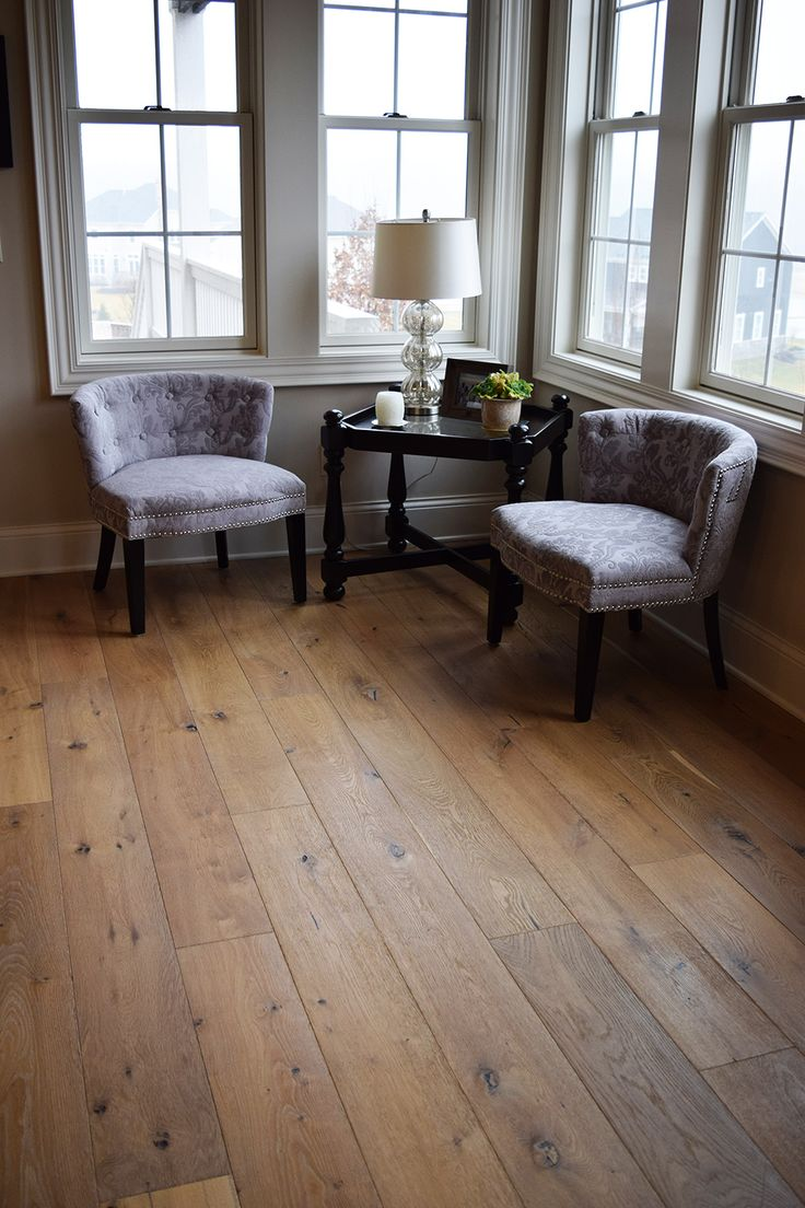 Floor and decor glendale - Get This Look This Solid Oak Wide Plank Hardwood Is Truly Breathtaking Get