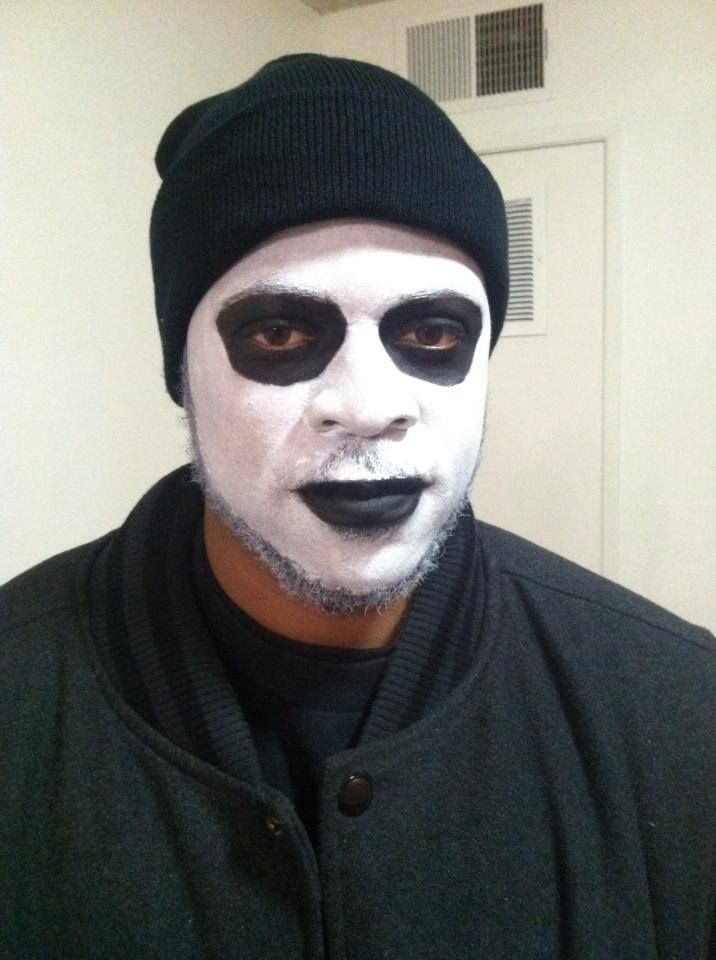 Dead Presidents Inspired Makeup For Halloween Another