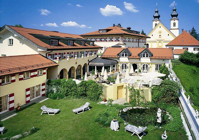 Residenz Heinz Winkler, Aschau im Chiemgau, Germany. #relaischateaux #germany #hotel