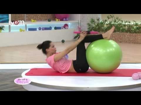 Ebru Şallı İle Pilates Egzersizleri 44.Bölüm - YouTube