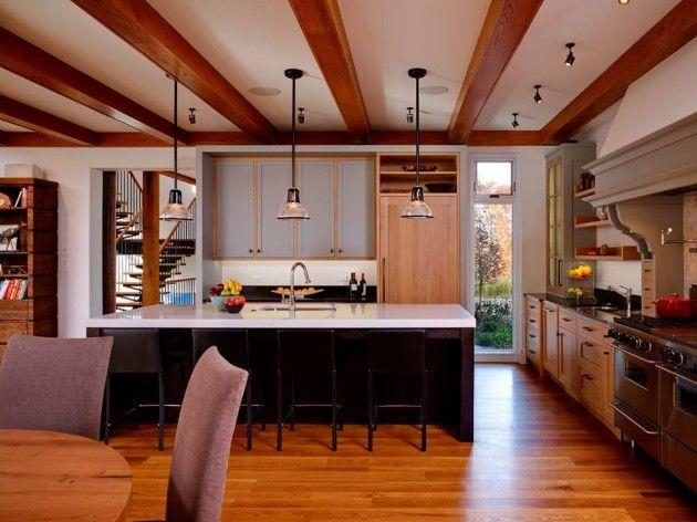 @CaesarstoneUS #interiordesign #quartz #kitchen #bath #Caesarstone #modernhome #modernkitchen