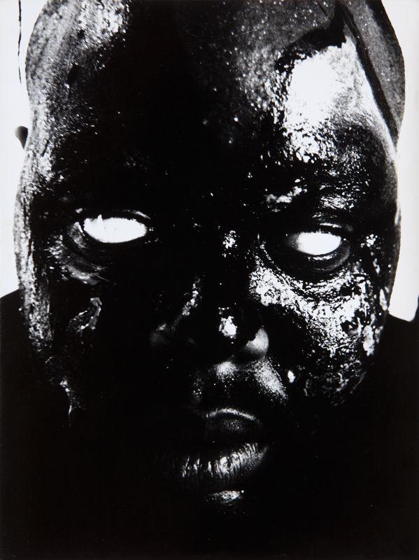 War-Zone Artist: Jimi Tenor, 1993. Photograph,30 x 40 cm.