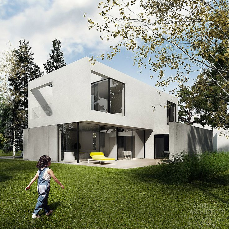 93°44' house, Warsaw | TAMIZO ARCHITECTS