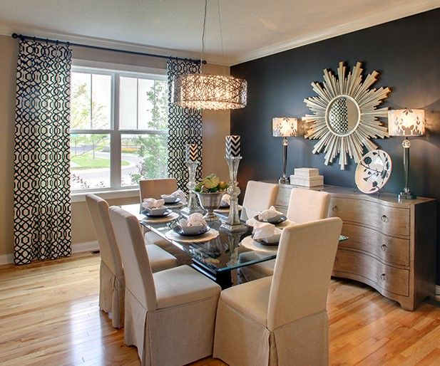 Formal Dining Room In Lakeville, Minnesota By D.R. Horton #FindYourHome