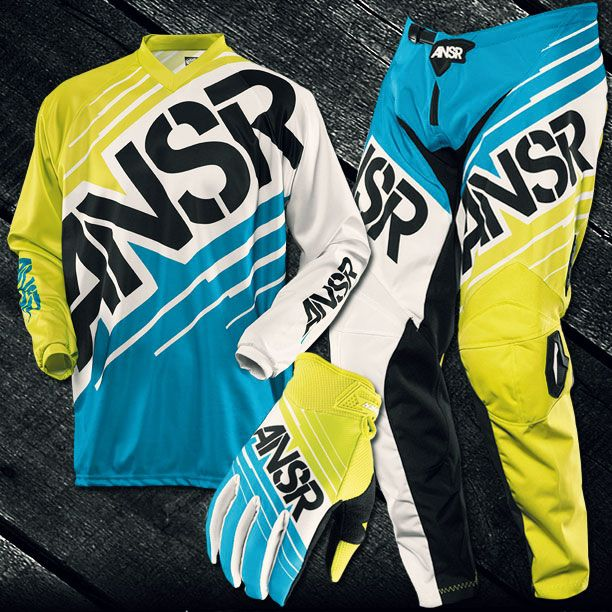 2014 Collection of Answer Racing Motocross Gear