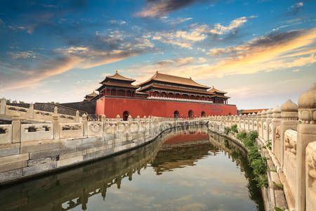 Download - Forbidden city — Stock Image #22302261