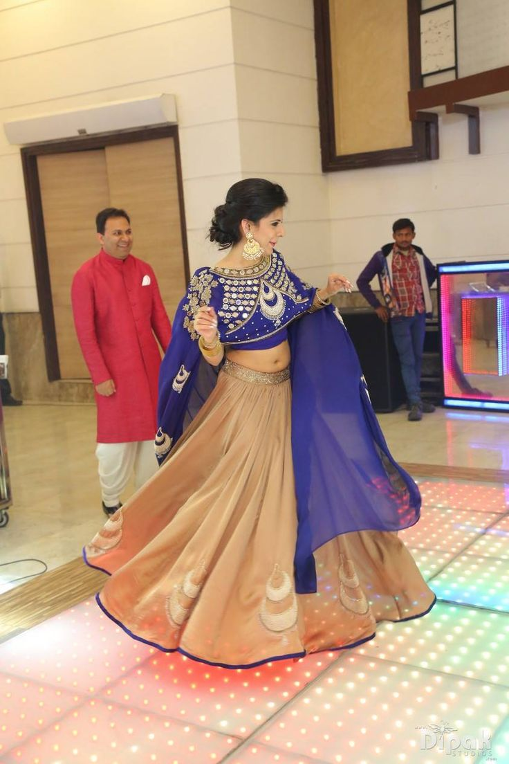 Our client rocking one of the outfit from our chaandbali collection. She looks very graceful in this cape lehenga.
