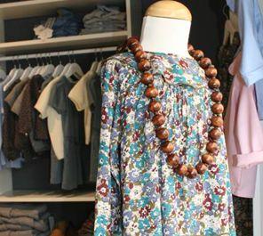Vestidito de niña en Telacatola, Rocafort
