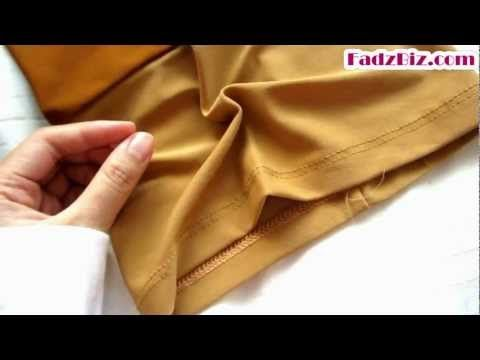 How to make your al-amira/syria underscarf comfortable?