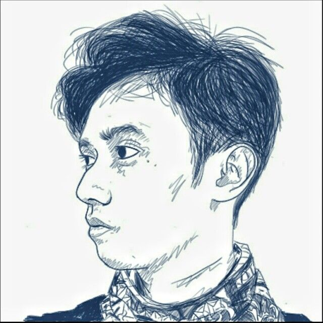 Sketch art potrait