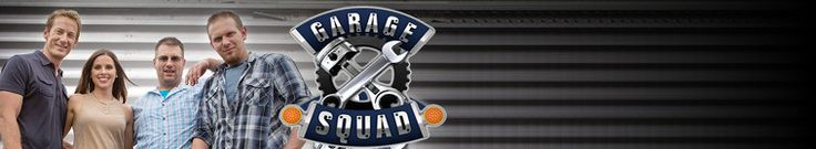 Garage Squad S03E01 87 Buick Grand National PROPER 720p HDTV x264-DHD