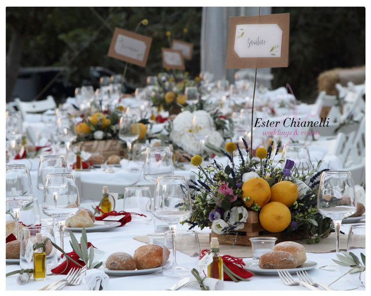 Boho Chic Wedding in Sorrento | Ester Chianelli Weddings&Events | www.esterchianelli.com