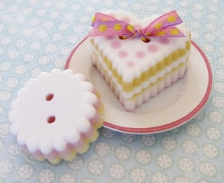 Soaps: Button Soaps, Tutorials, Craft, Heart, Soapylove Tutorial, Bath And Body, Buttons