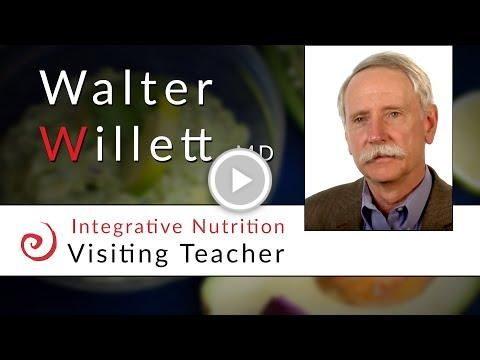The Healthy Impact of Health Coaches with Walter Willett, M.D., Integrative Nutrition Guest Speaker