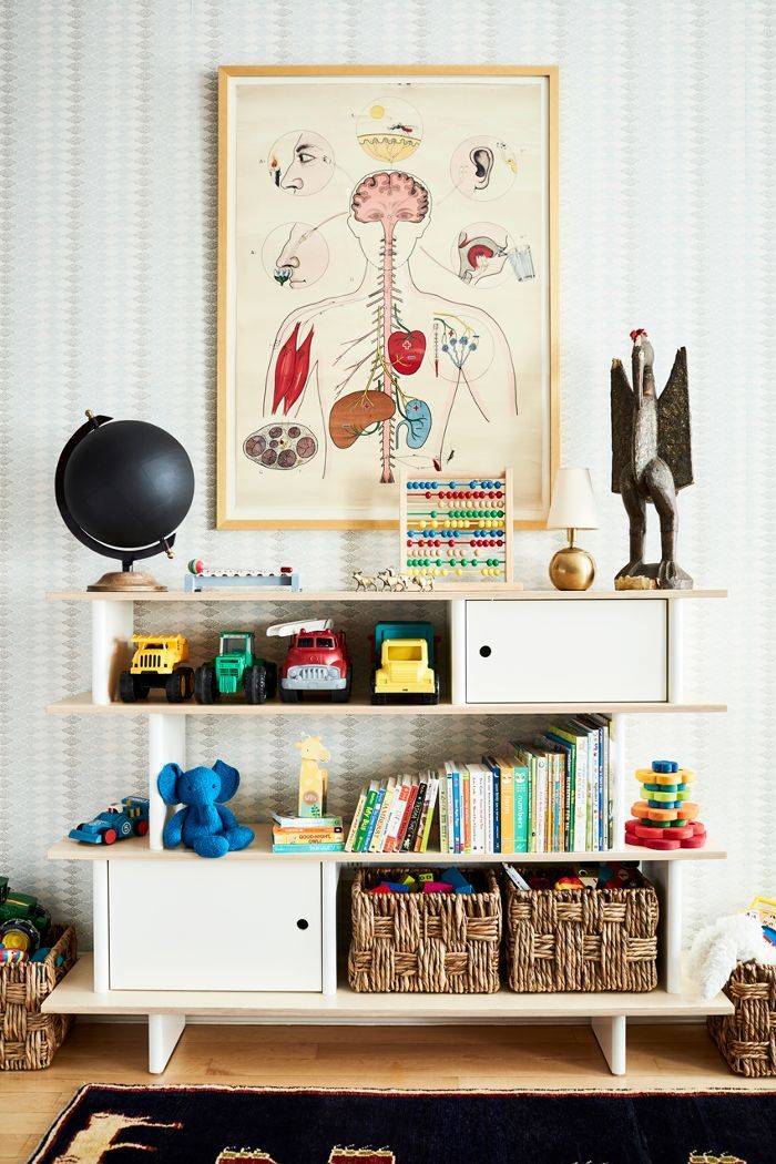 We took a tour of Lucy Liu's playroom to give you ideas to decorate your own child's room. Warning: the cuteness is almost unbearable.