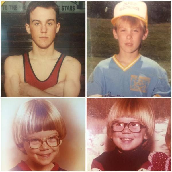 """Young Kevin....""""Love the glasses tho..."""" (With images ..."""