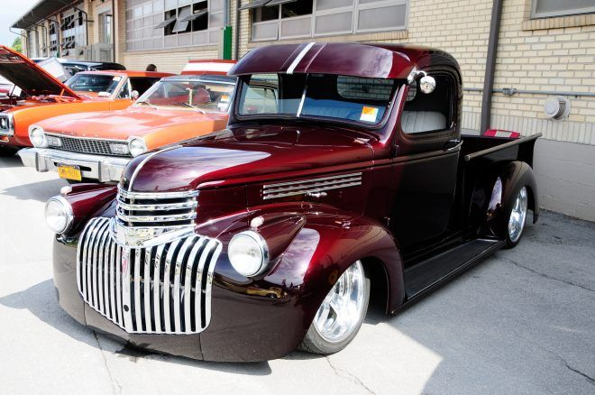16th PPG Syracuse Nationals - Hot Rod Network..Re-Pin brought to you by #CarInsuranceagents at #HouseofInsurance in #EugeneOregon
