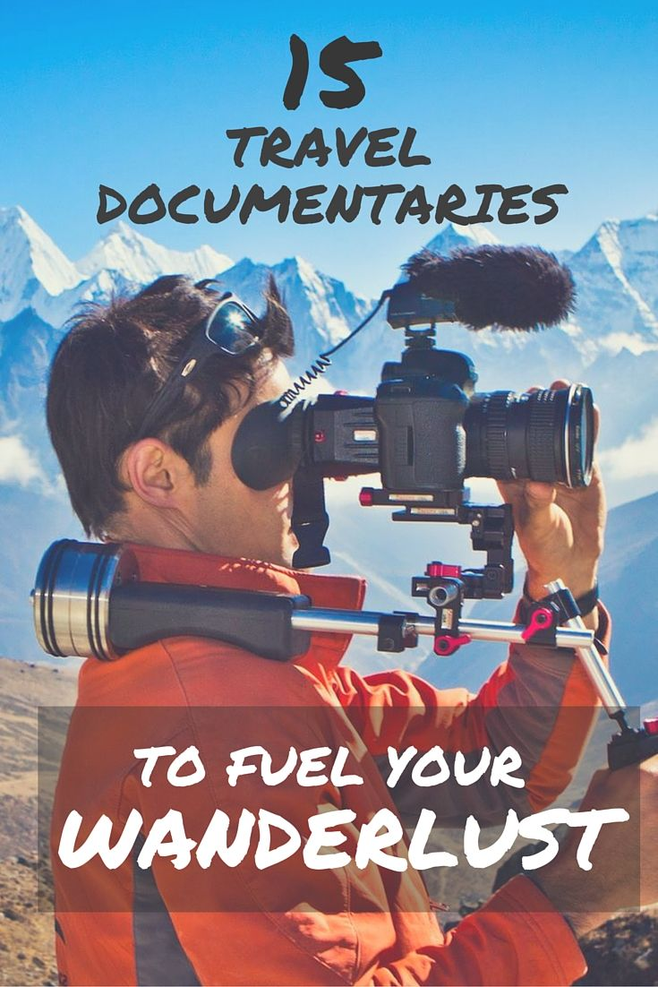 Do you like your #travel documentaries like us? Click below for our favourites to fuel your #wanderlust.