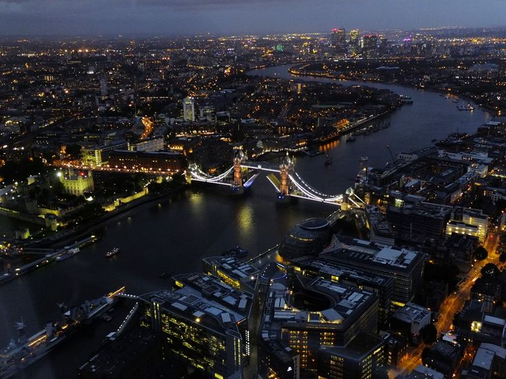 View from the Shard - Jo Neville Photography