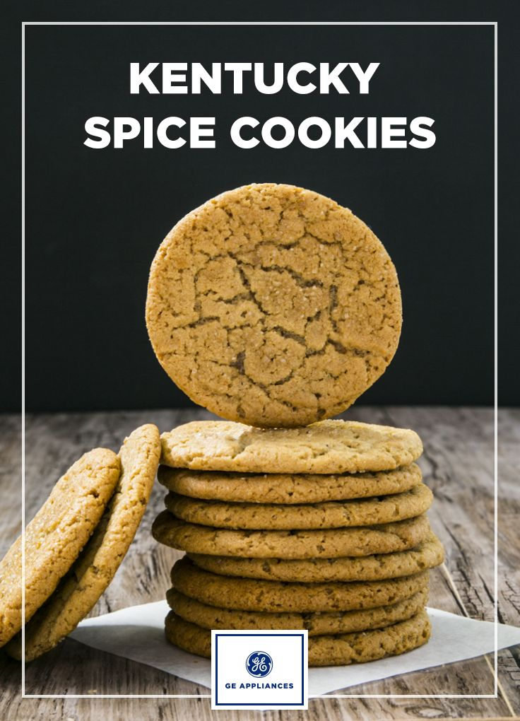 Ready to start your holiday baking? Add our Kentucky Spice Cookies to your favorite recipes this year! These delicately spiced cookies have a secret ingredient - sorghum syrup. The subtle smoky flavor of the sorghum balances out the sweetness and spices in this buttery cookie.