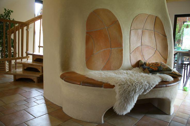 kamna pod schody   Kamnářství Pešek - kachlová kamna, sporáky