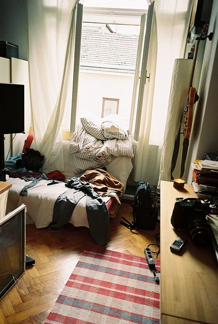 Reference Image  Cynthia s room would be simply decorated  but a messy  clutter of random things  I also envision that a dusty light is streaming  through a. Best 25  Messy room ideas on Pinterest   Creative inspiration
