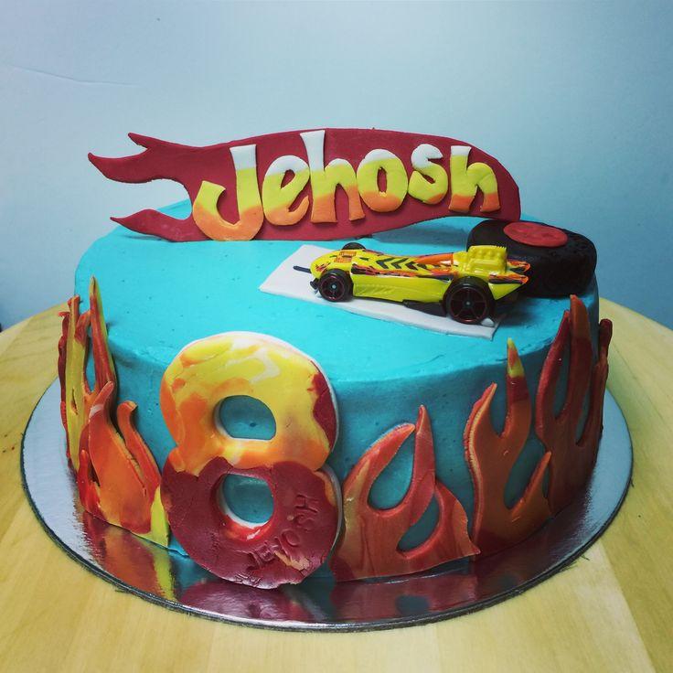 Hotwheels cake