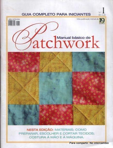 Manual Basico de Patchwork 1 - Lourdes Perez - Álbumes web de Picasa