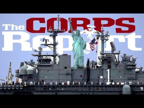 E2C 2016, The Invictus Games, and Fleet Week New York(The Corps Report E...