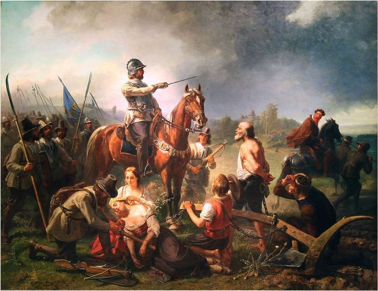 Thirty Years War The Thirty Years War Was A Series Of