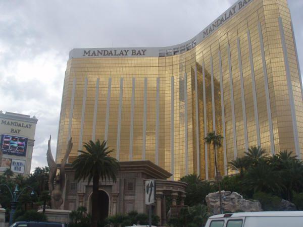 Mandalay Bay, Las Vegas, Nevada