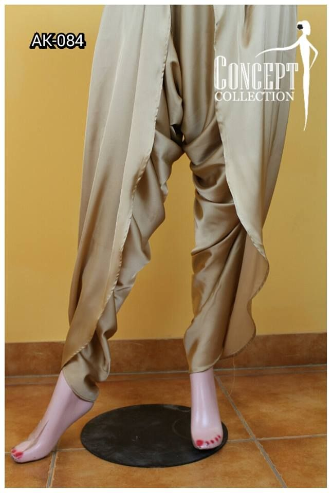 Latest Tulip Pants Trends 2016-17 Designs & Cutting Tutorial