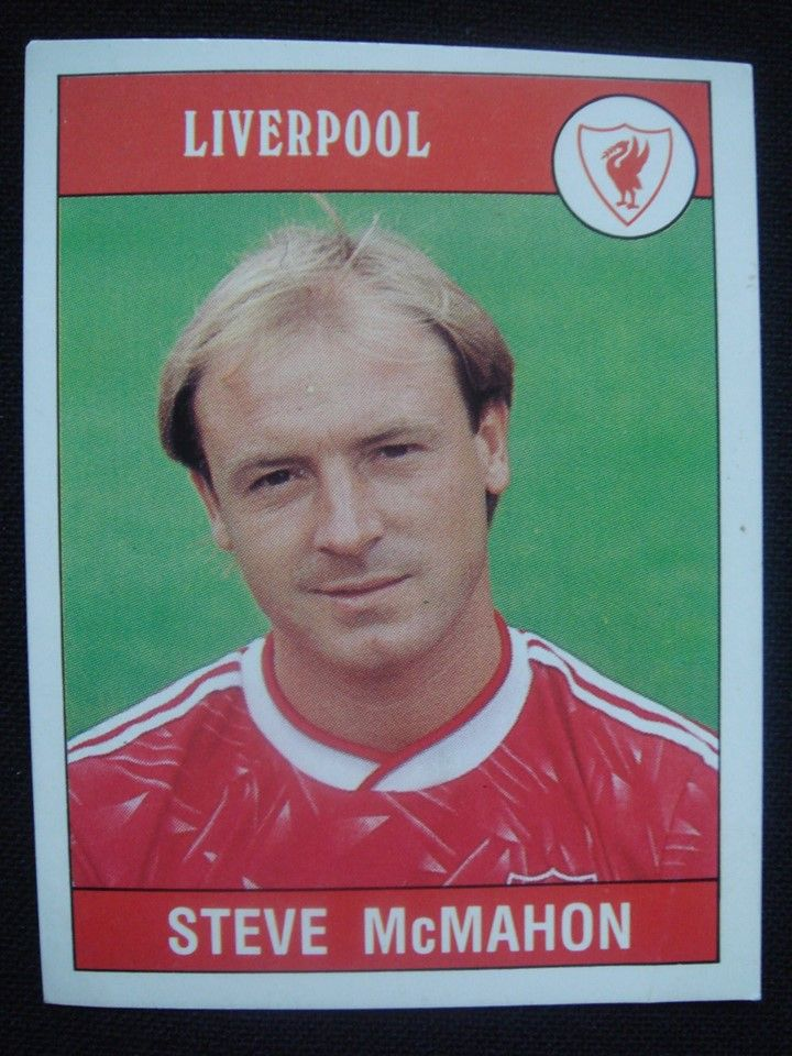 Liverpool's Steve McMahon played from 1985 till 1991 scored 50 goals and made 277 appearances.