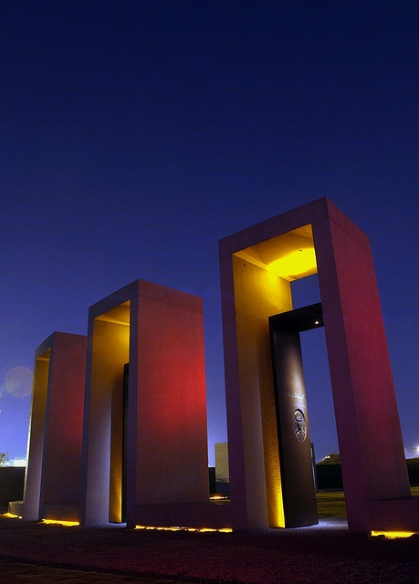 Bonfire Memorial  #aggies #bonfire #memorial