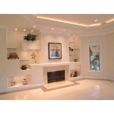 Muebles gypsum para tv buscar con google decoraci n en - Television en casa ...