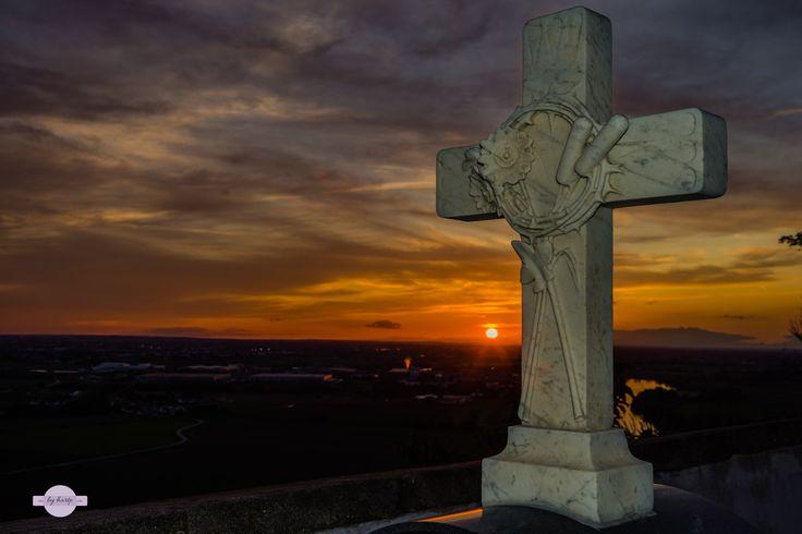 Allerheiligen - Heute ist der kirchliche Feiertag Allerheiligen an dem der Verstorbenen gedacht wird. Today is the church holiday of all the saints in which the deceased is thought.