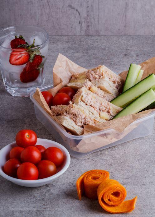 Traditional Lunch Box Menu