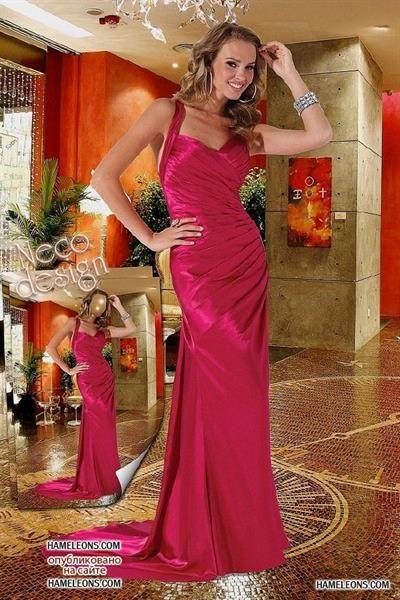 Обои дамы в розовом платье открытки фотошоп