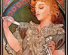Lance parfum Rodo - Alphonse Mucha