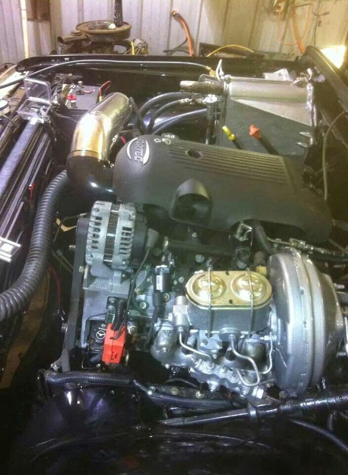 ls engine installation  chevy truck   trucks db