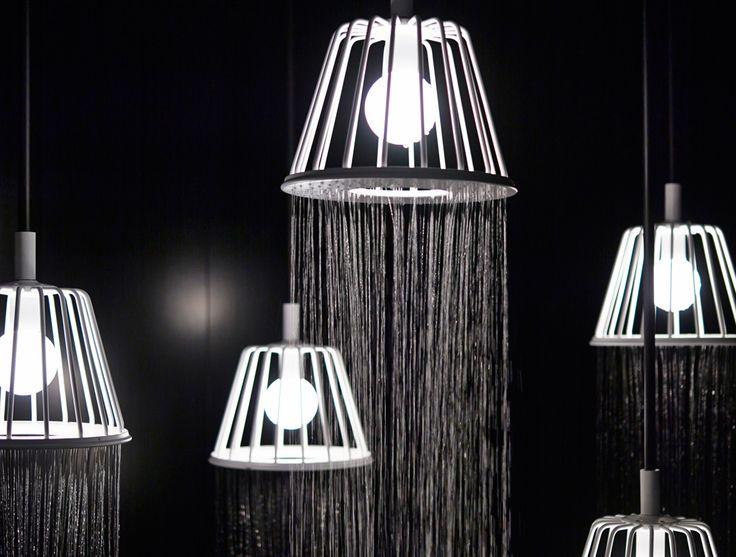 Lamp Shower. Axor Nendo para Hansgrohe de venta online en www.terraceramica.es