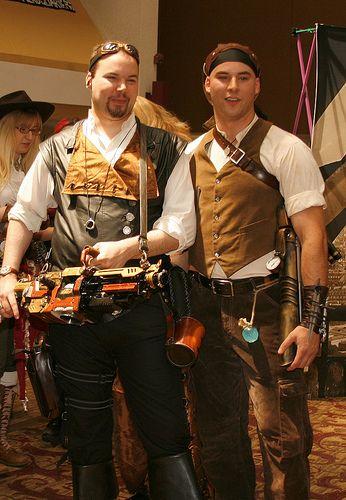 Steampunk+Costume+Ideas