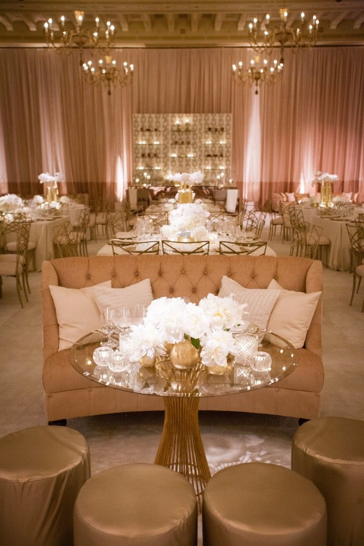 A Glamorous and Chic California Wedding 984
