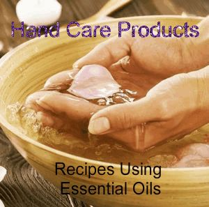 Hand Soak | DIY Recipes For Hand Care Products Using Essential Oils
