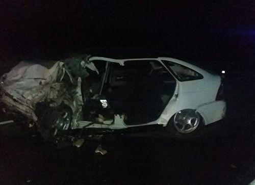Авария на трассе Симферополь-Феодосия, один человек погиб http://www.newc.info/news/22225/  В воскресенье ночью на трассе Симферополь-Феодосия, возле села Черемисовка столкнулись два автомобиля.